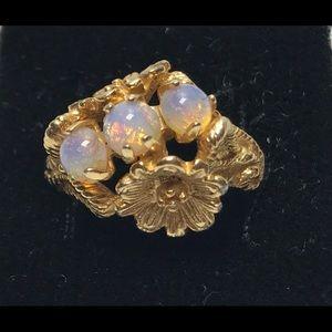 Avon Opal Ring